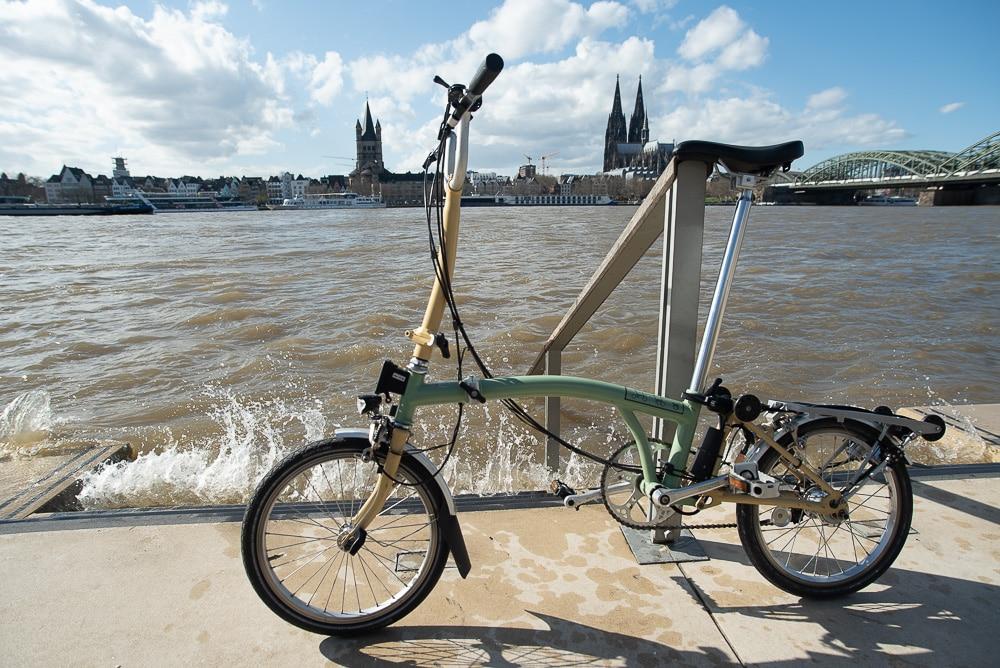 Velospeeder auch fr's Faltrad - eBikeNews