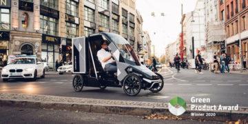 """citkar gewinnt den """"Green Product Award"""" - eBikeNews"""