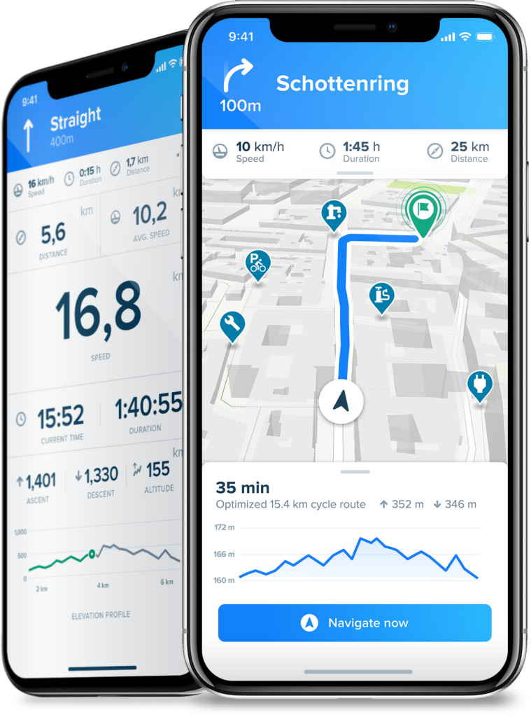 Bikemap App zur Fahrradnavigaton im Praxistest - eBikeNews