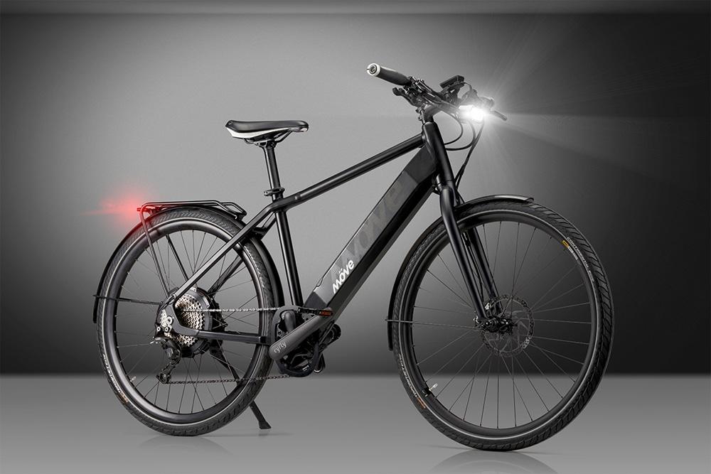 ÖVE E-Fly Up: neues E-Bike mit cyfly-Antrieb und neodrives E-Heckmotor - eBikeNews