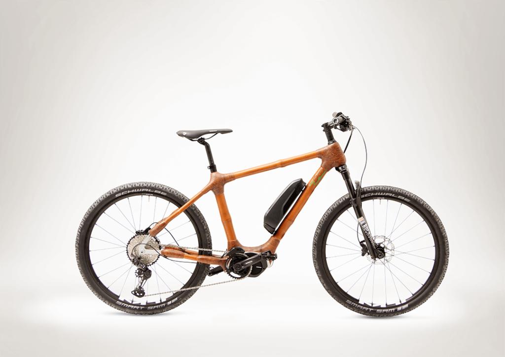 Bambus E-Bike von MyBoo: Das my Atakora - eBikeNews