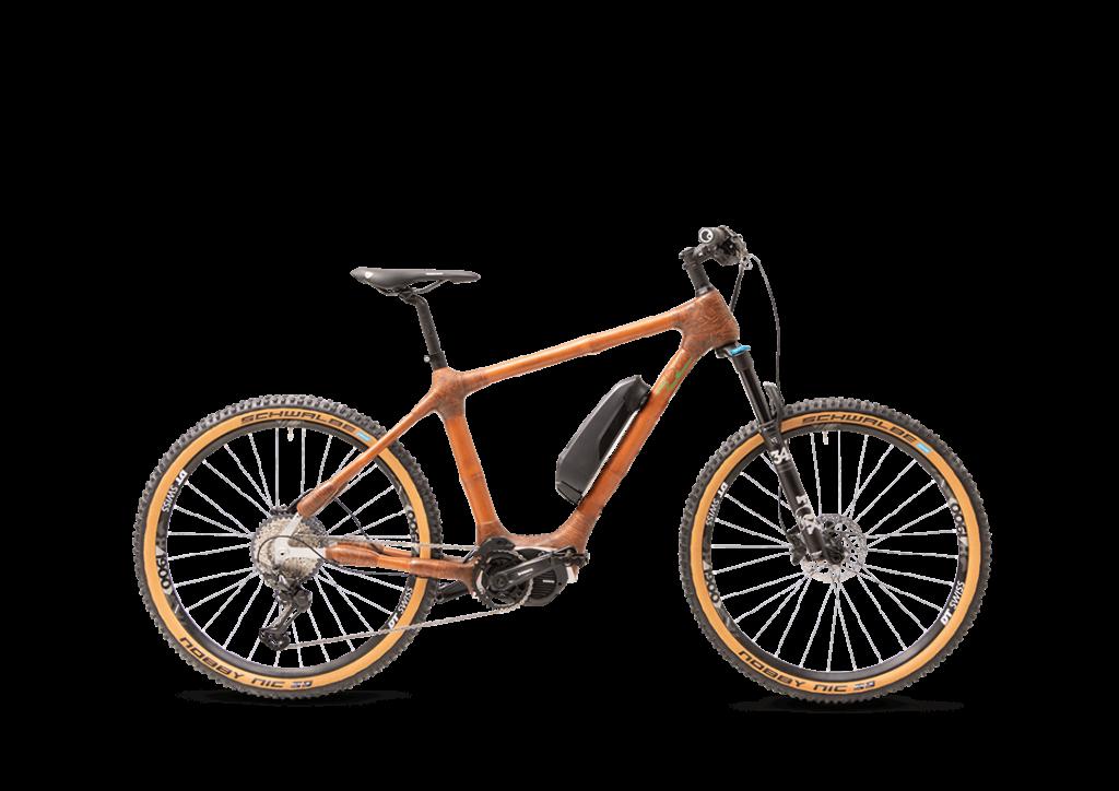 Bambus E-Bike von MyBoo - my Atakora Pro - purelimon