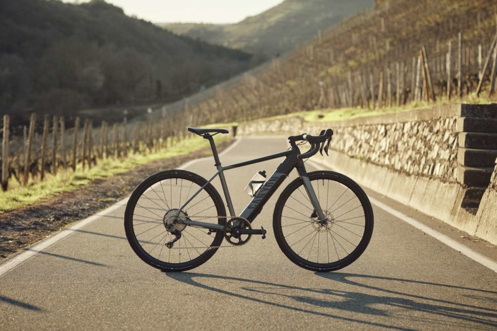 Canyon Endurace:ON AL 7.0