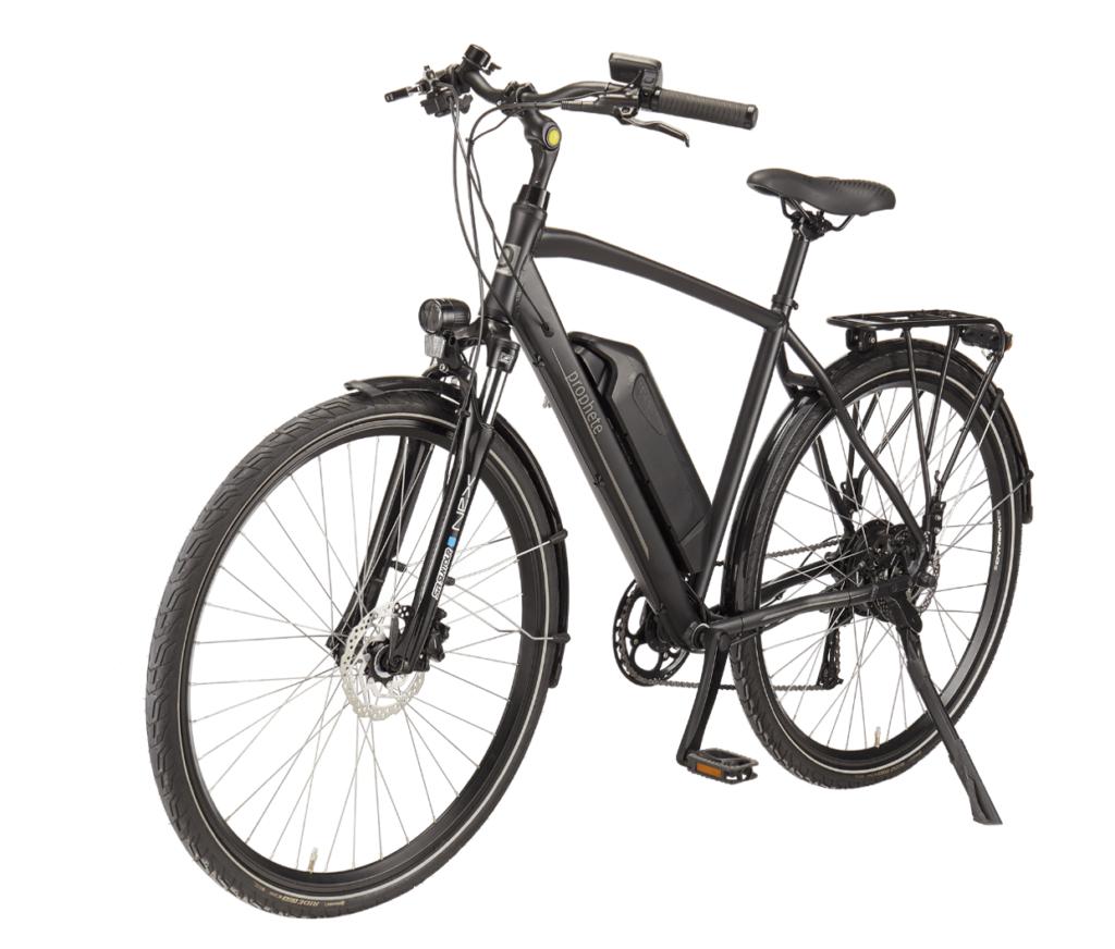 Trekking E-Bike bei Aldi Nord - eBikeNews