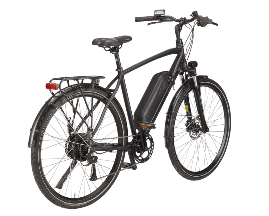 Aldi E-Bike von Prophete mit Blaupunkt Hinterradantrieb - eBikeNews