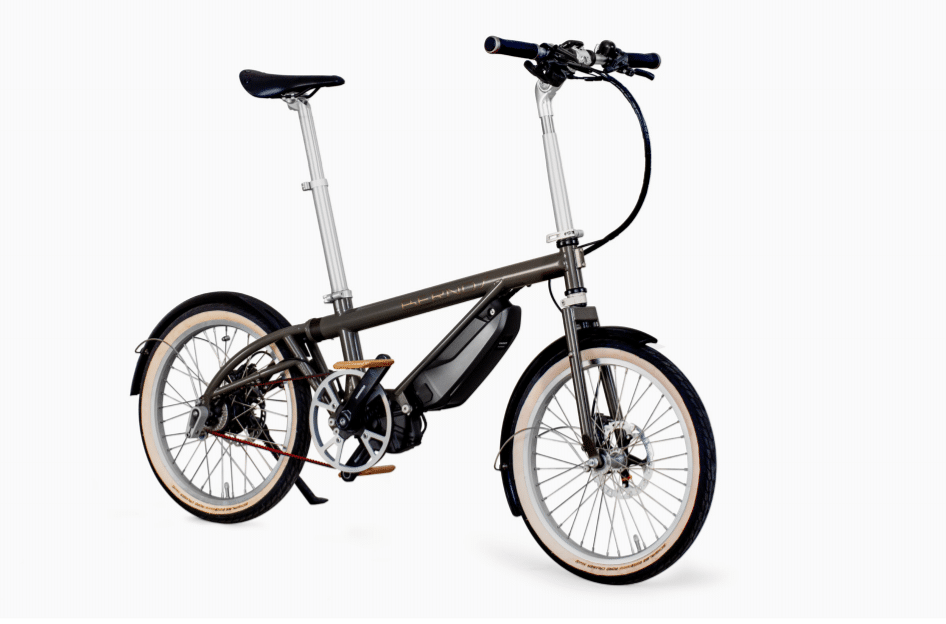 Bernds E-Faltrad - Kompaktrad mit 20 Zoll - eBikeNews