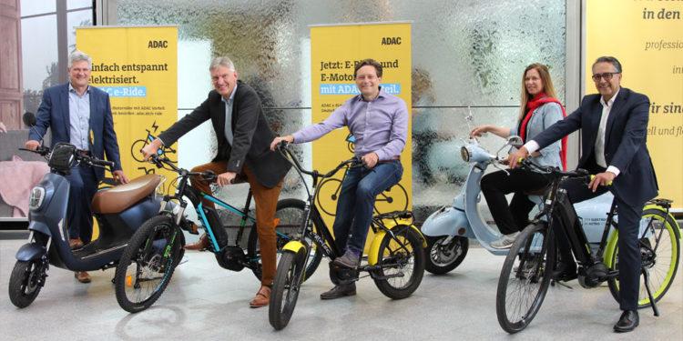 ADAC e-Ride Abo: E-Bikes günstig mieten - eBikeNews