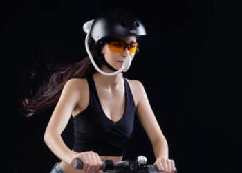 Iwind: beheizte Maske soll für frische Luft sorgen - eBikeNews