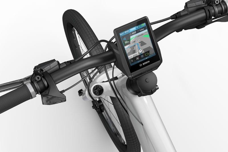 Bosch Nyon Borcomputer Navigation - eBikeNews