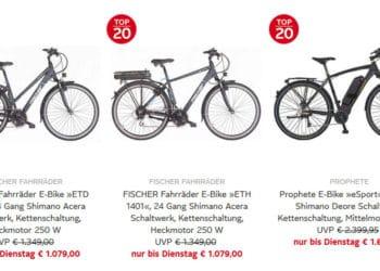 Otto.de: Rabatt von 20 Prozent und mehr auf ausgewählte E-Bikes - eBikeNews