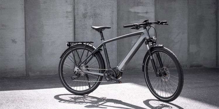 Triumph Trekker GT: Traditionsunternehmen stellt erstes E-Bike vor - eBikeNews