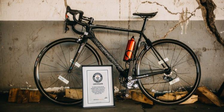 das leichteste E-Bike der Welt - eBikeNews