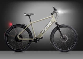 MÖVE E-Fly Up GT: Neues E-Bike mit Zahnriemen und Heckmotor ab sofort erhältlich - eBike-News