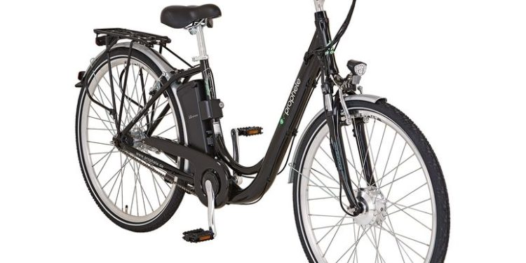 Prophete E-Bike Alu-City