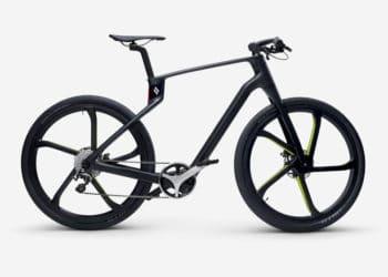 Superstrata Ion: E-Bike mit Unibody-Rahmen aus dem 3D-Drucker - eBikeNews