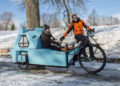 Ungewöhnlich: Z-Triton ist E-Bike und Hausboot in Einem - eBike-News