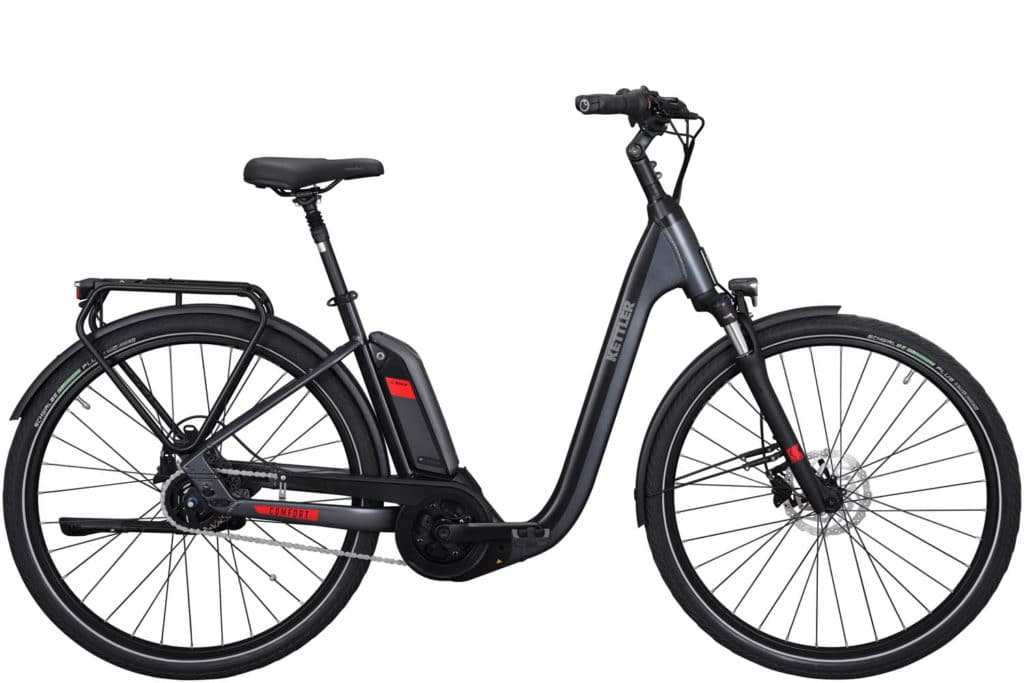Kettler City-E-BIke - eBikeNews
