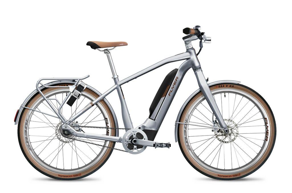 Flyer Jubiläums E-Bike - eBikeNews