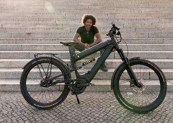 HNF Nicolai XF3 Adventure in der Stadt - eBikeNews
