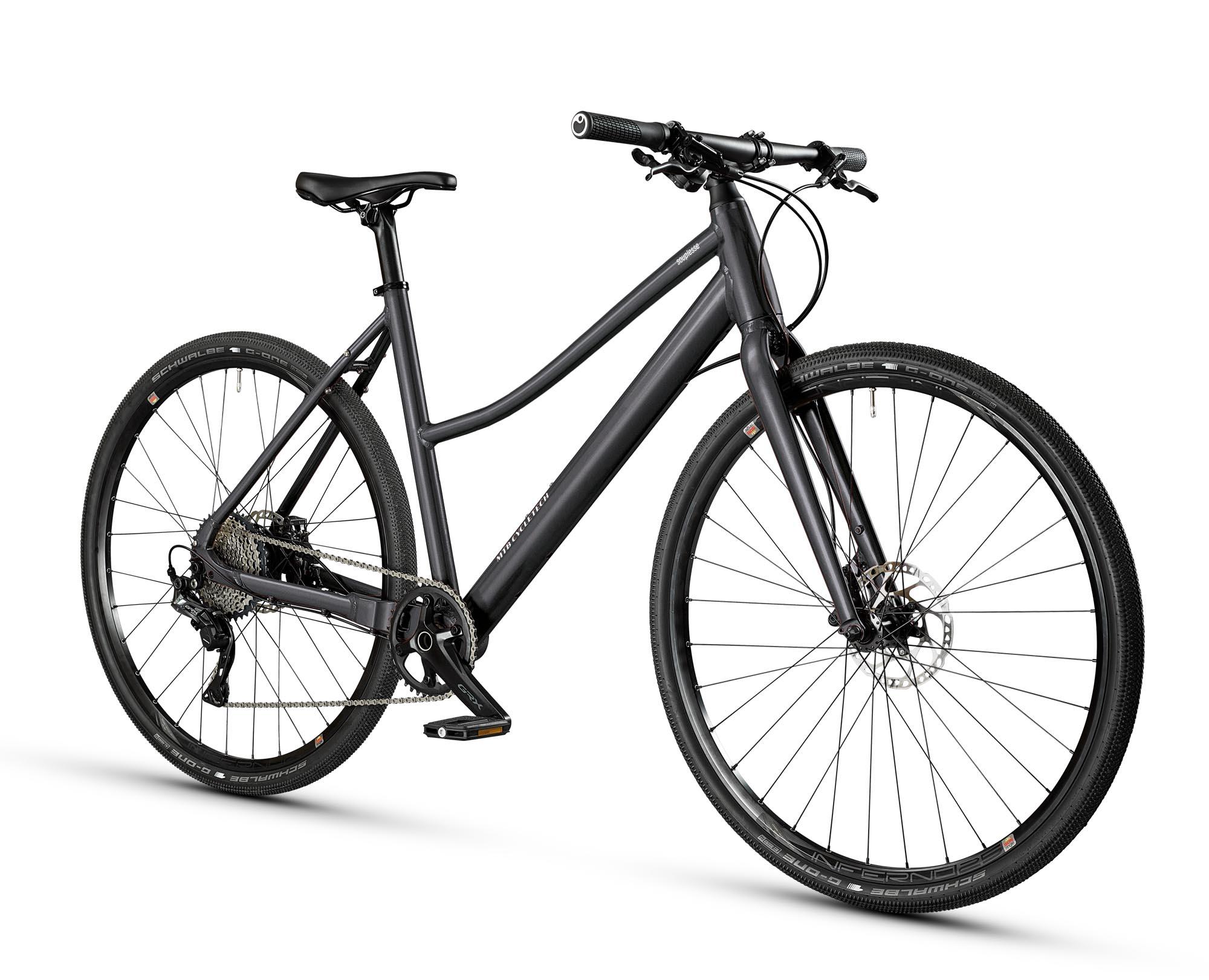 MTB Cycletech Souplesse GRX Lady - eBikeNews