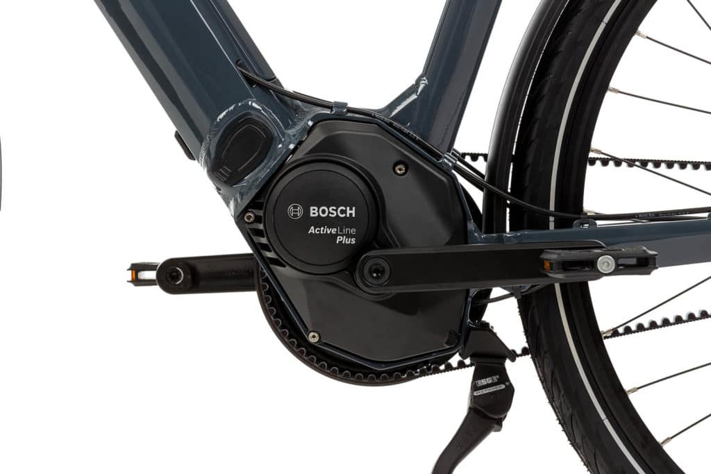 Bosch Active LIne Plus bei HNF - eBikeNews