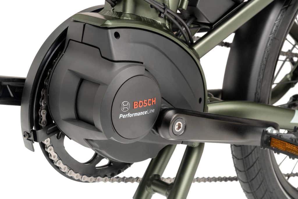 Bosch Performance Line Antrieb im Tern E-Faltrad - eBikeNews