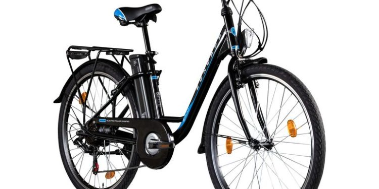 Zuendapp E-Citybike Z505 - eBikeNews
