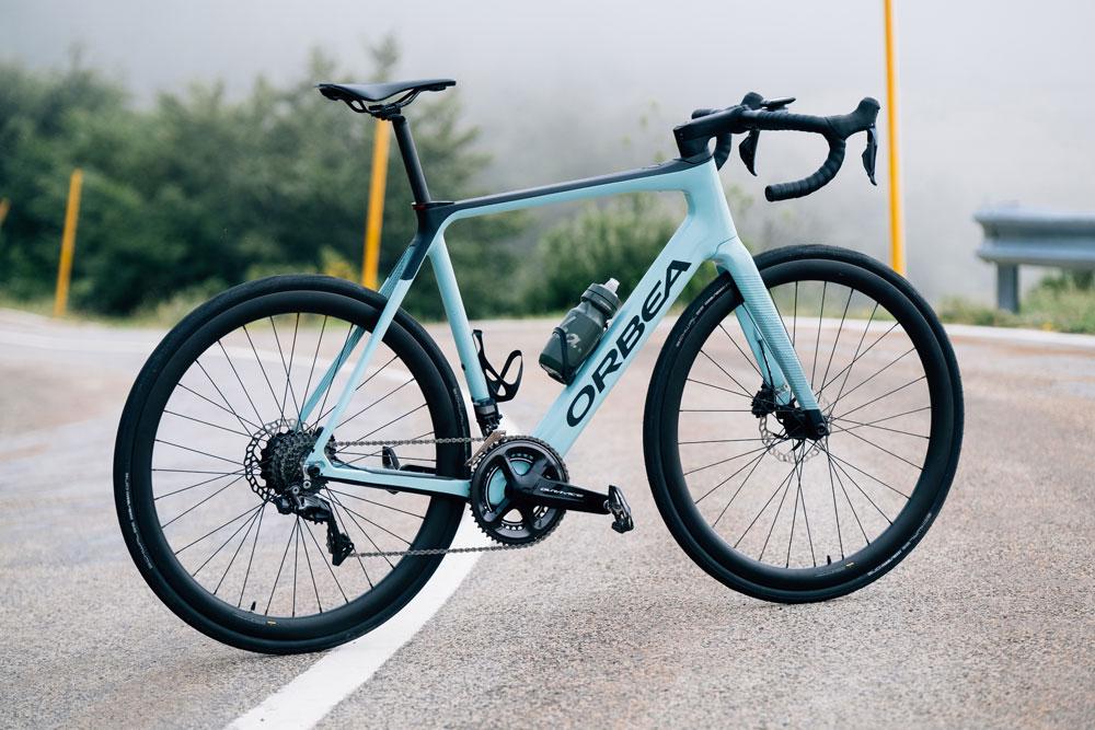 Gain: Orbea überarbeitet sein E-Rennrad komplett - eBikeNews