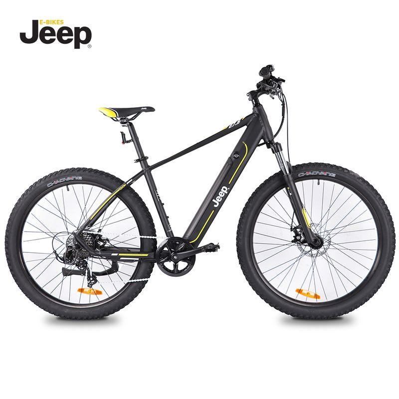 Jeep E-Bike MHR 5000 - eBikeNews