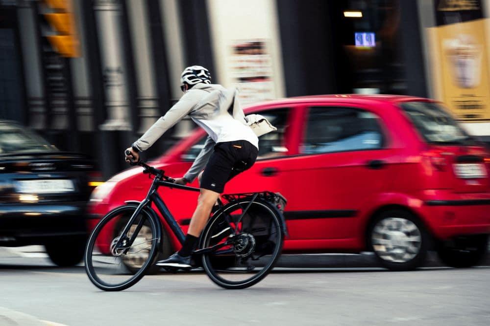 E-Bike für urbanen Raum Orbea Vibe