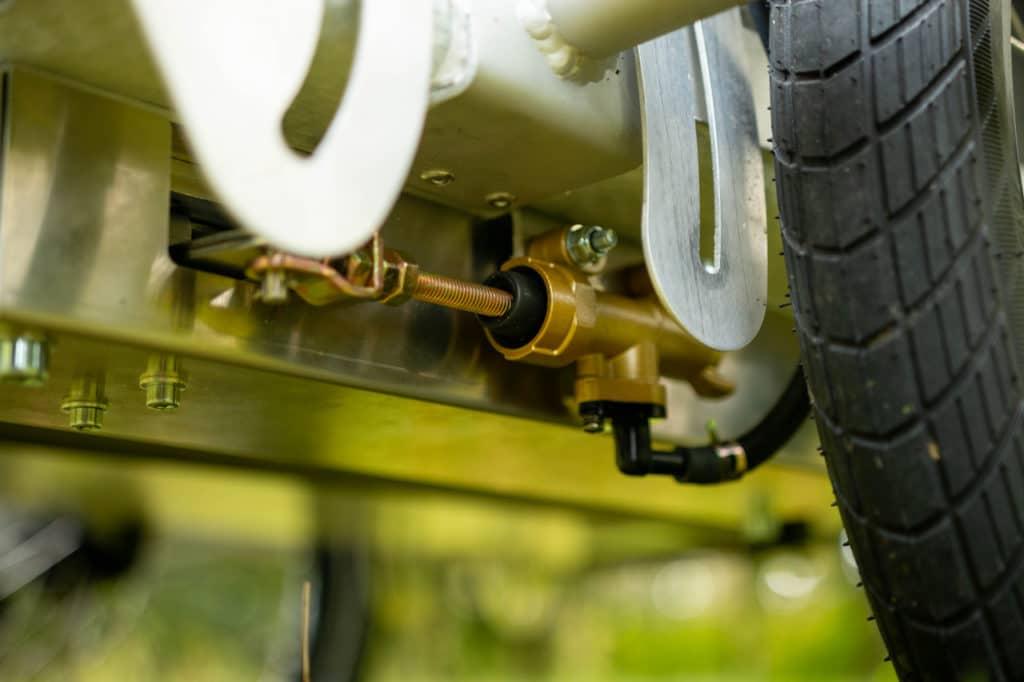 Tough mit hydraulischer Auflaufbremse - eBikeNews