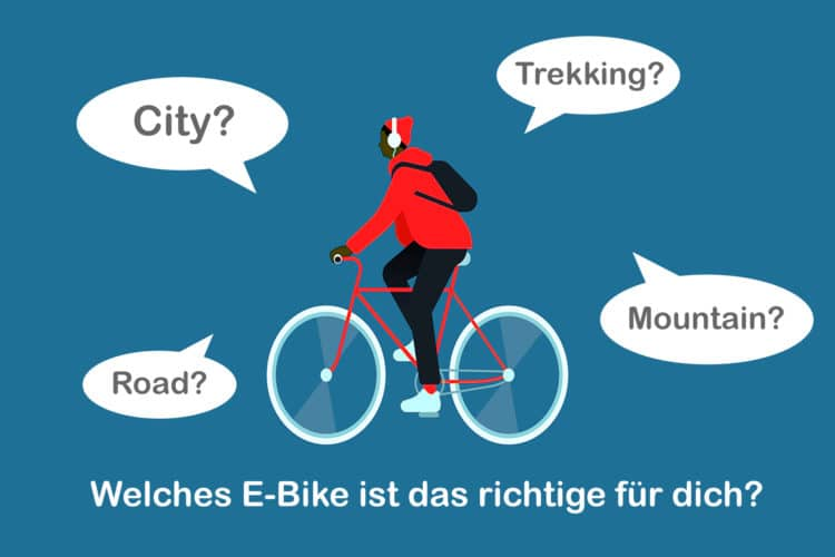 Welches E-Bike passt zu dir? - eBikeNews
