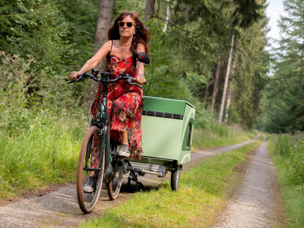 Scout-Camper am E-Bike - eBikeNews