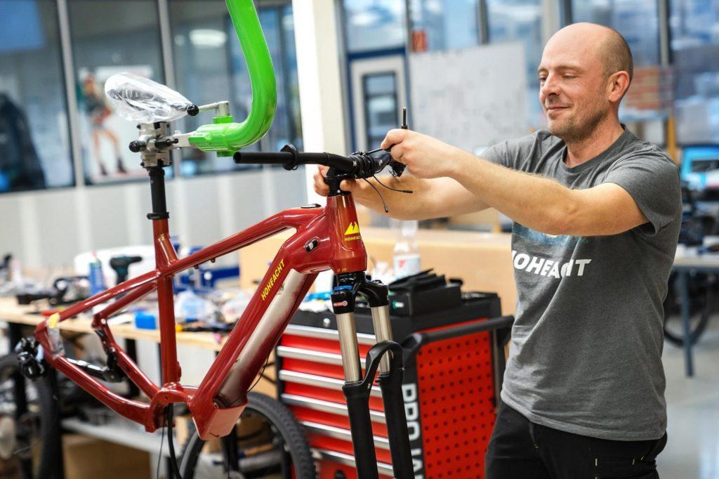 HoheAcht E-Bikes Made in Germany - eBikeNews