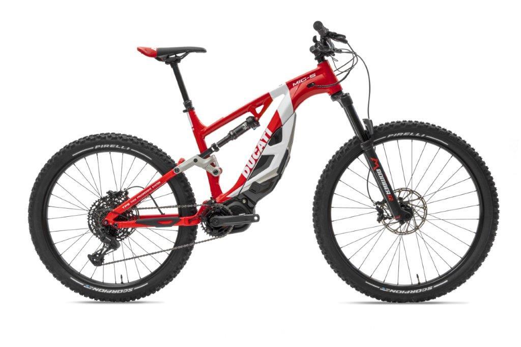 Ducati Mig-S - eBikeNews