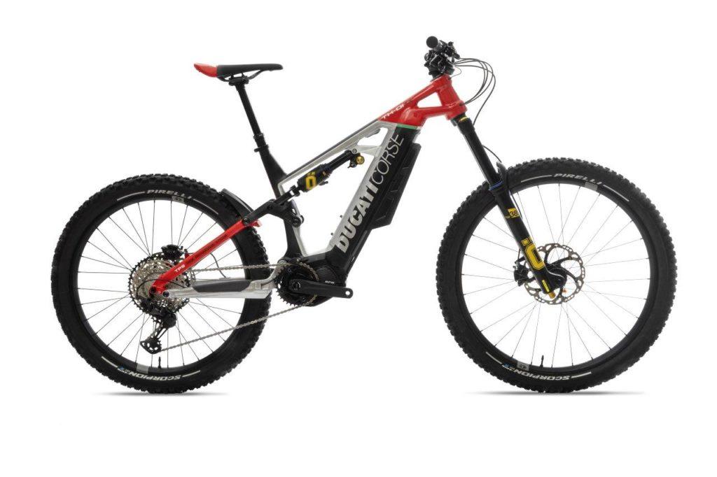 Ducati TK-01RR - eBikeNews
