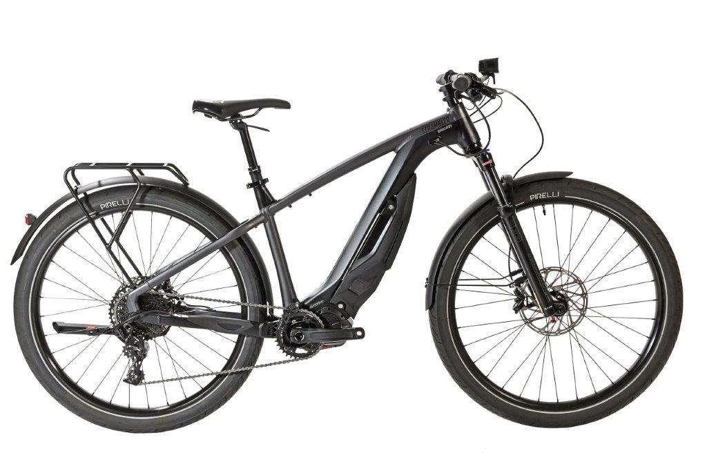 Ducati E-Scrambler - eBikeNews