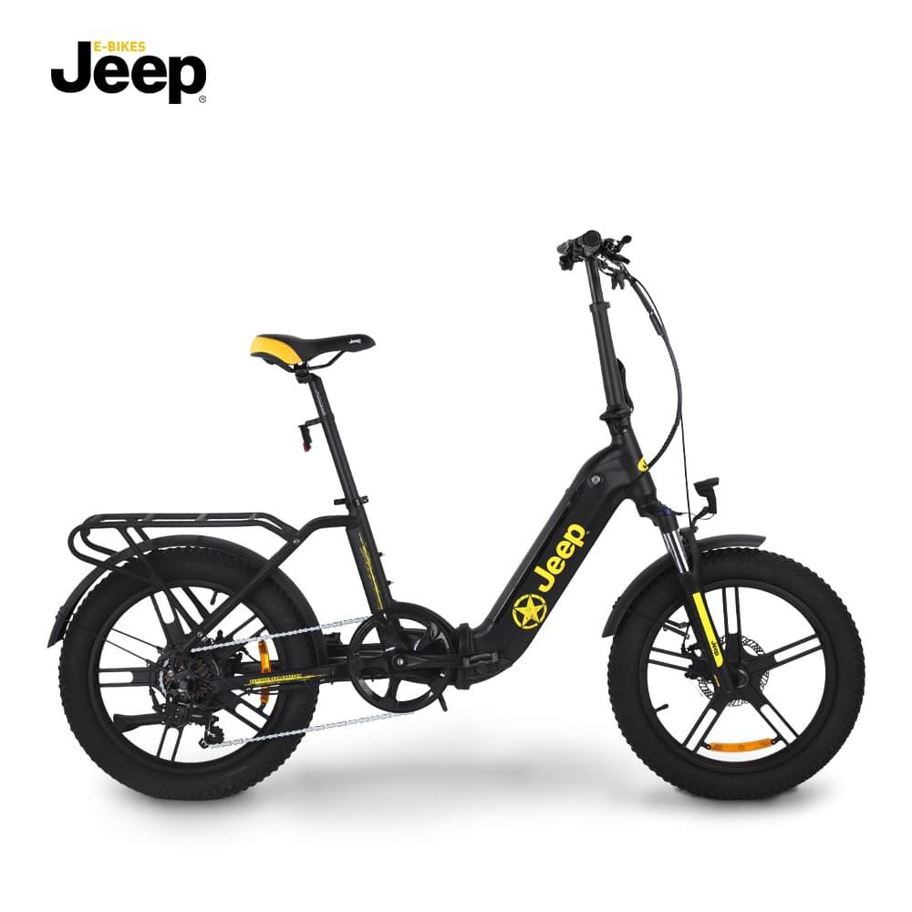 Jeep Fold E-Bike FR 7000 - eBikeNews