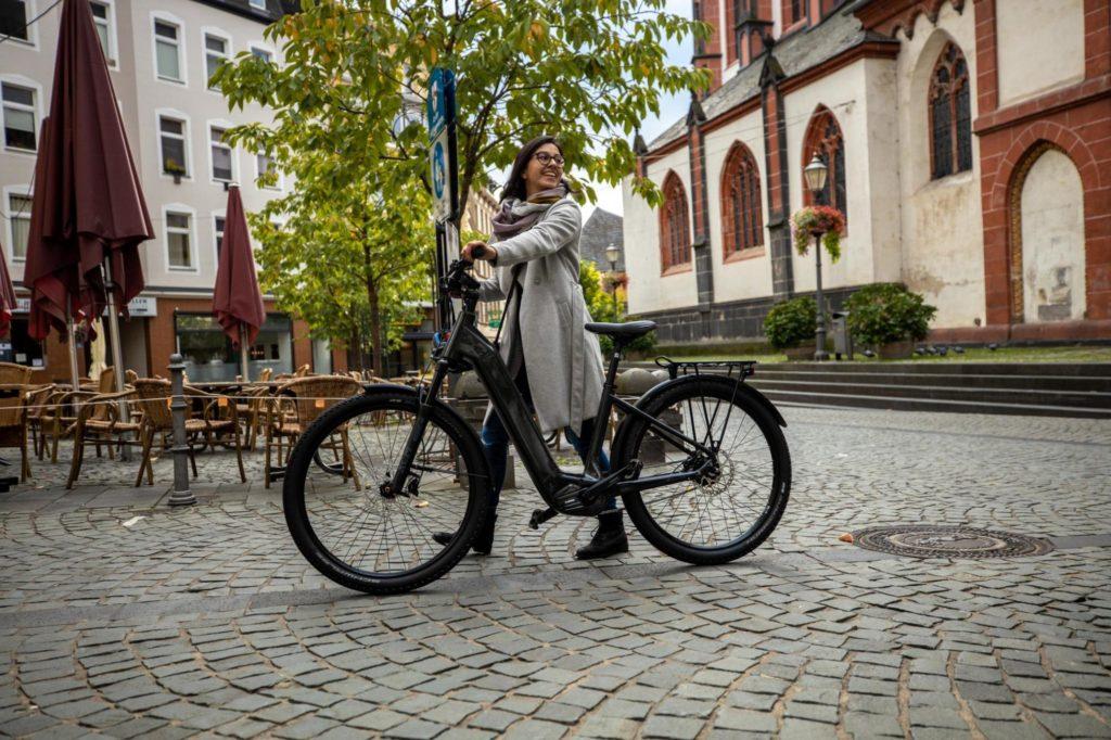 HoheAcht City-E-Bike Tiefeinsteiger - eBikeNews