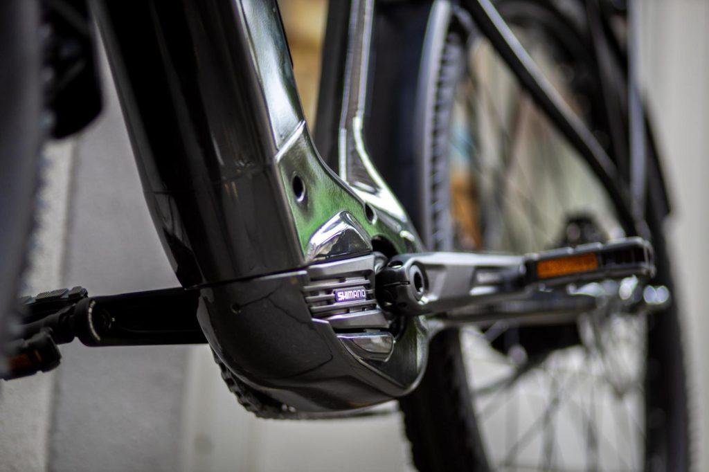 EP8 am City-E-Bike - eBikeNews