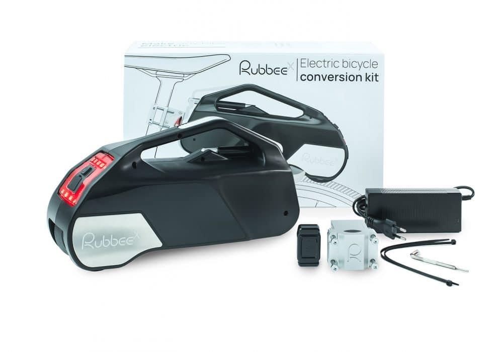 Rubbee X Electric e-bike conversion kit - eBikeNews