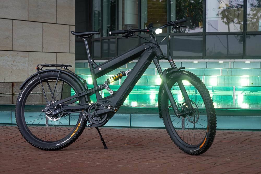 das SUV-E-Bike XF3 Adventure - eBikeNews