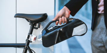 Rubbee: Kit macht Fahrrad in einer Sekunde zum E-Bike - eBikeNews