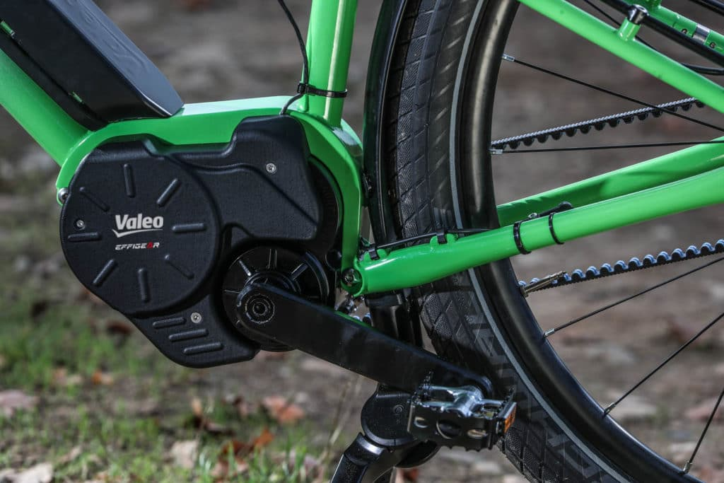 Valeo Smart E-Bike am Rad - eBikeNews