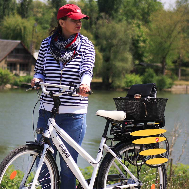 Pullit! mit Fahrradkorb - eBIkeNews