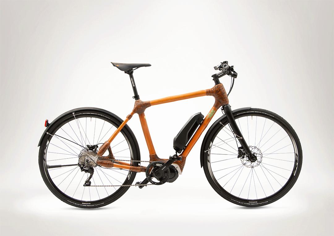 My Boo my Todzie Bambus E-Bike 2021 - eBikeNews