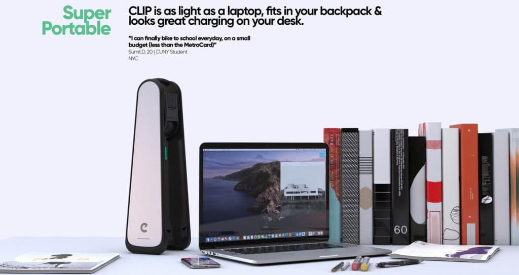 Größenvergleich Clip Antrieb - eBikeNews