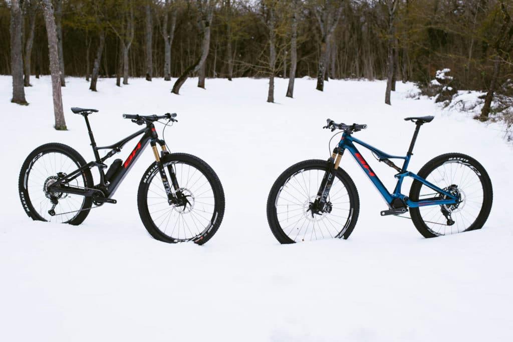 BH iLynx im Schnee - eBikeNews