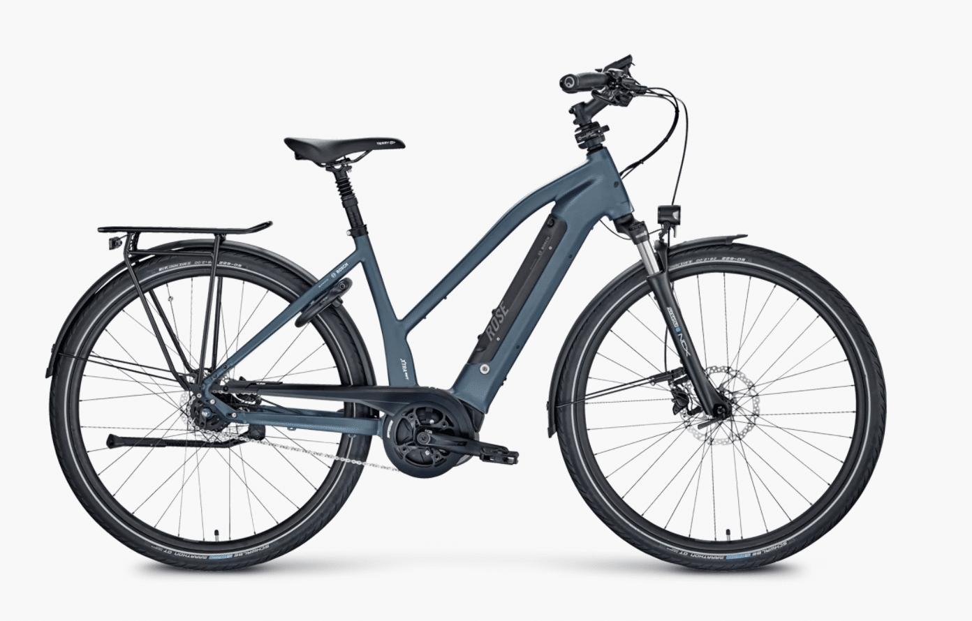 Xtra Watt Evo Alfine Trekking E-Bike - eBikeNews