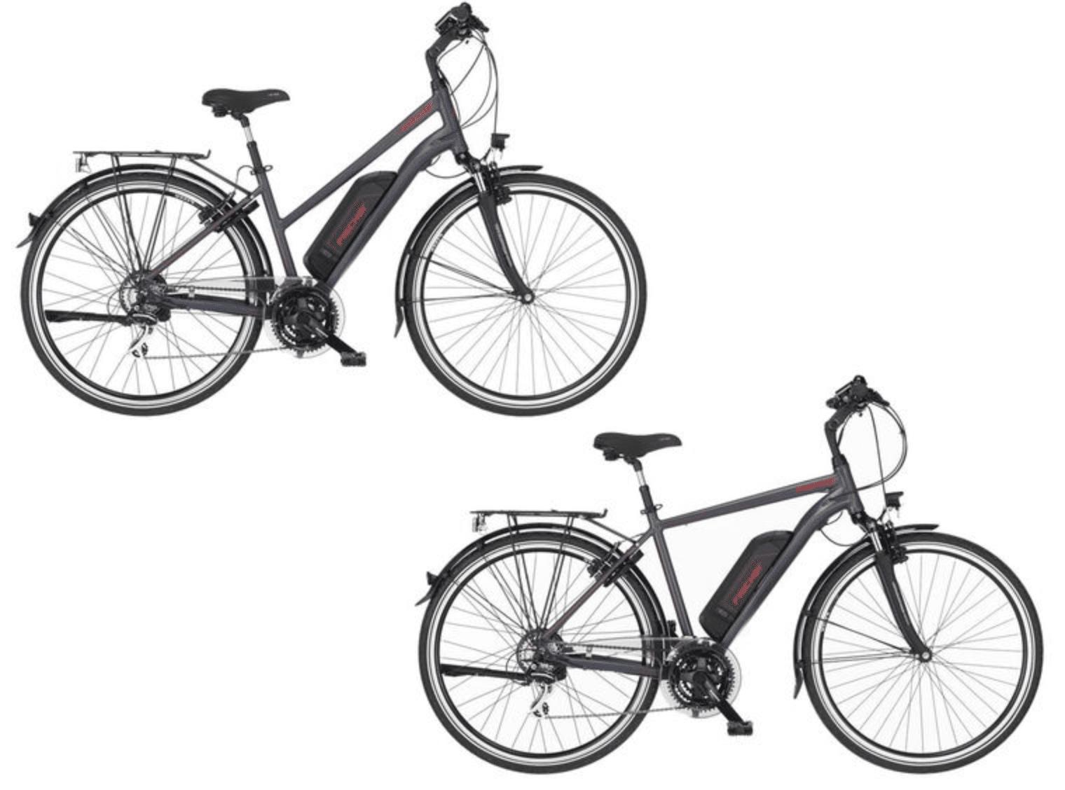 Fischer E-Trekkingbike ET 1806